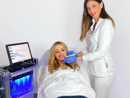 Hydrafacial u Poliklinici MediDerm